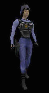 Barniel<br />(another female security guard of our mod)