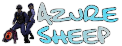 Azure Sheep