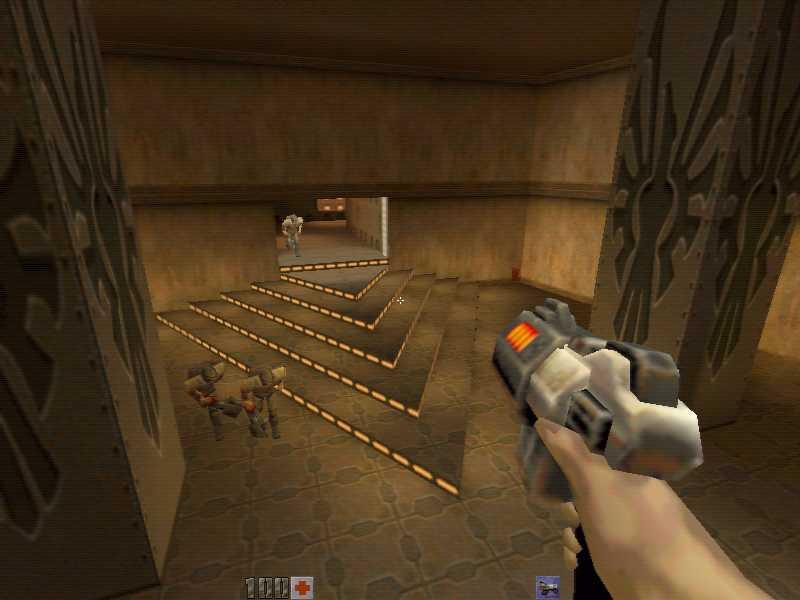 DAVLevels - Quake 2 levels